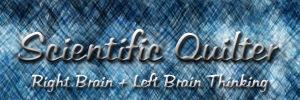 Scientific Quilter Title