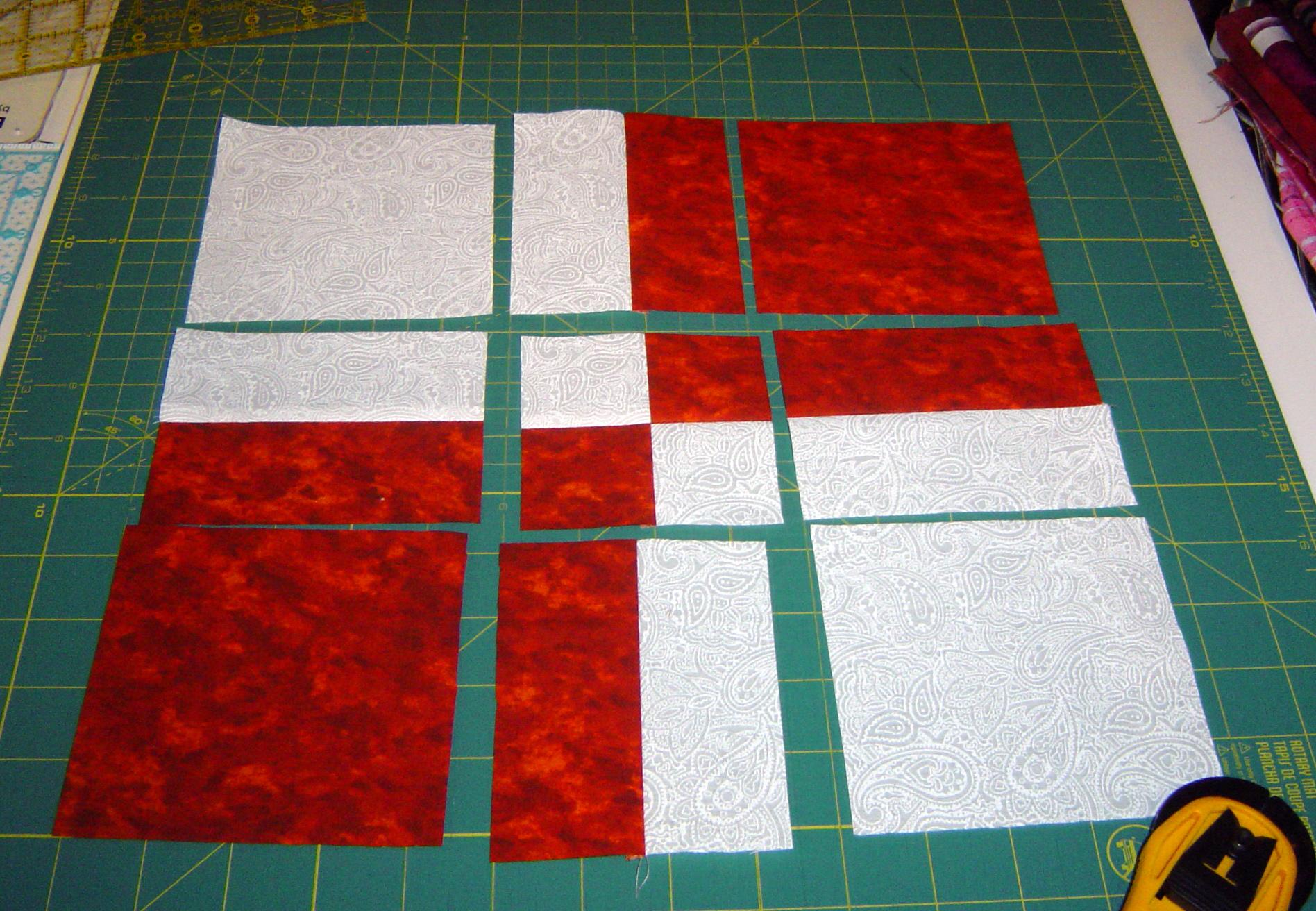 12 patch quilt patterns