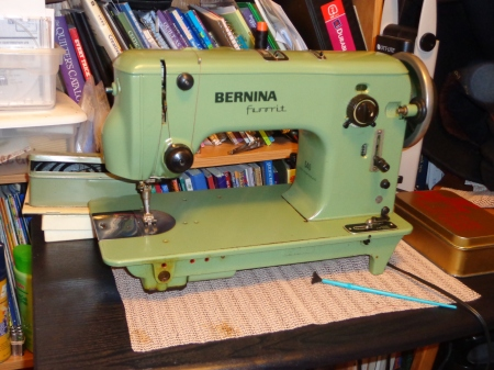 bernina machine