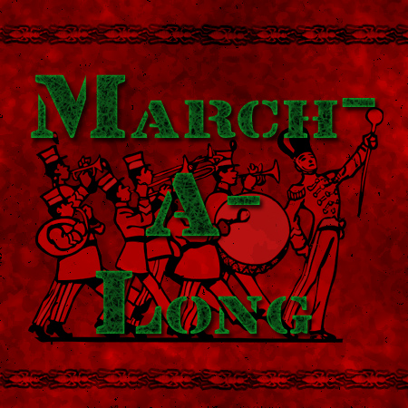 March A Long 2013