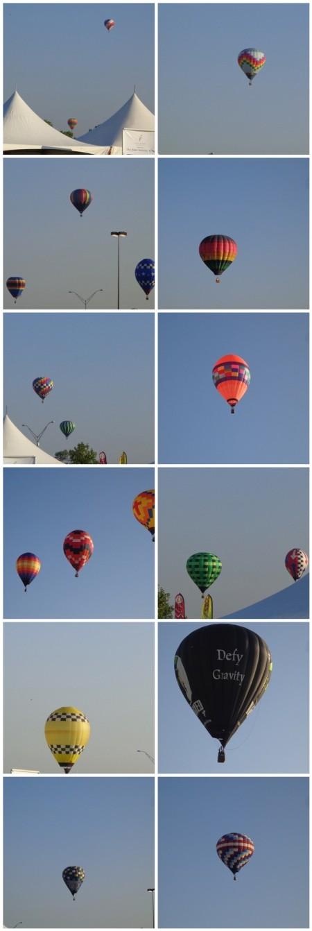 mosaic balloon 2013 gmballoonfest 1