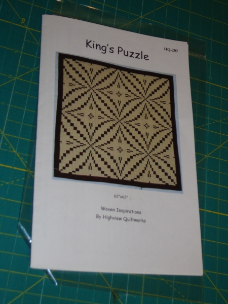 kings puzzle quilt