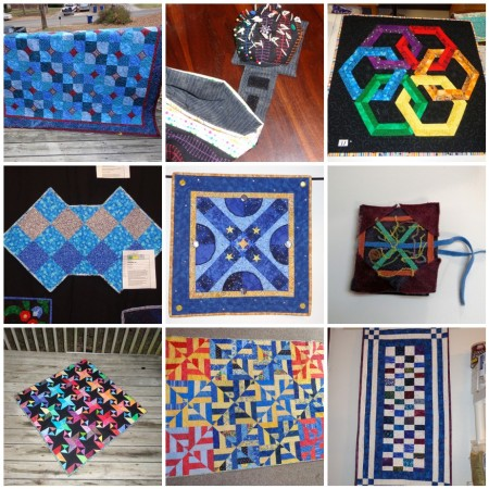 2013 quilt finishes