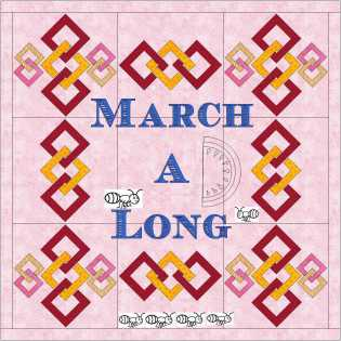 March A Long 2014