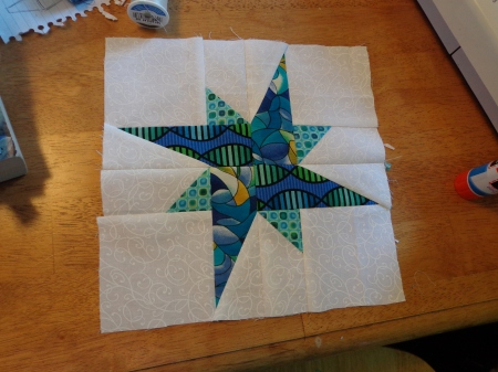 galaxy star pattern via quilters cache
