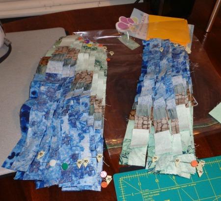 various strips
