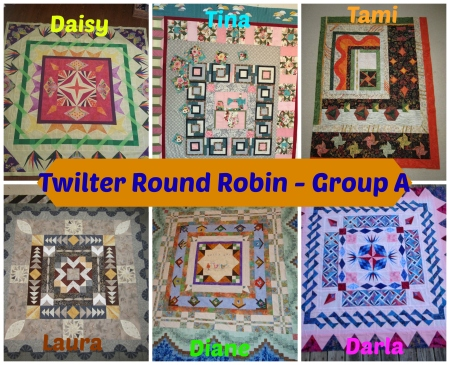 Twilter Round Robin Group A final collage