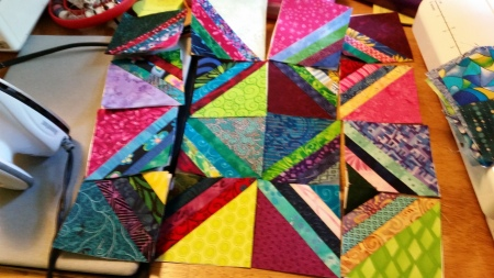 string quilt small