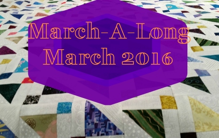 March A Long 2016 logo
