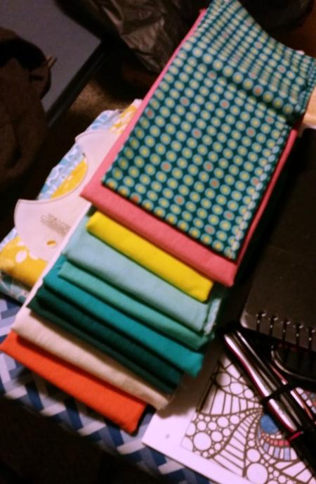 challenge quilt fabrics