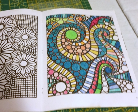 coloring book inspiration colored diagram